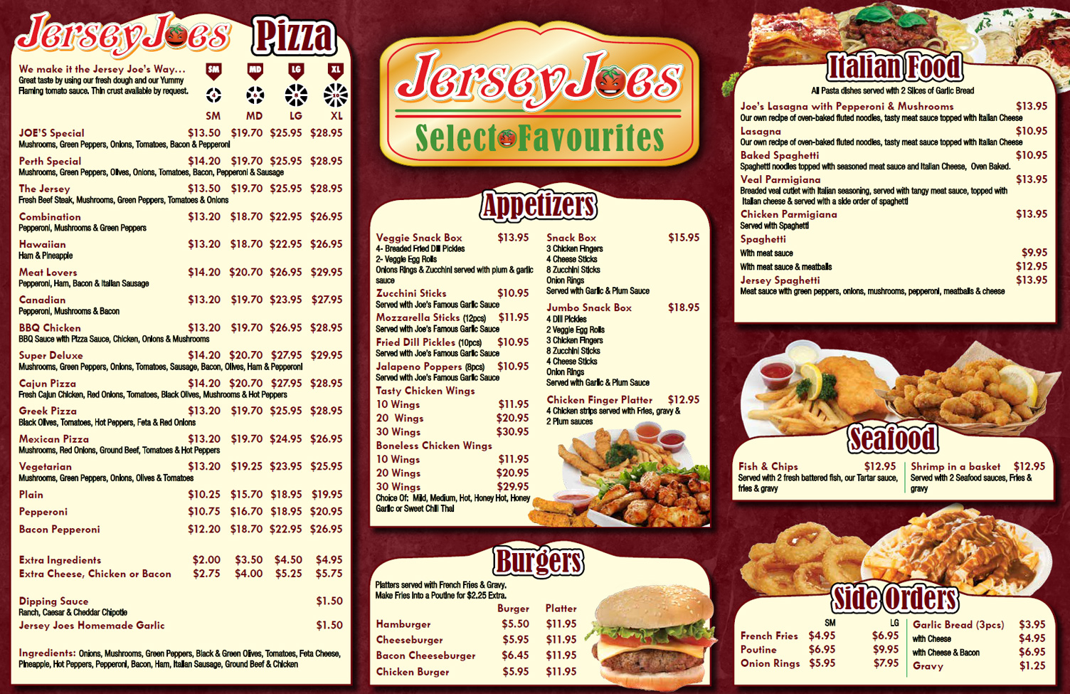 jersey joe's